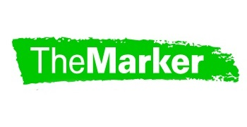 TheMarker logo, transfers to external website