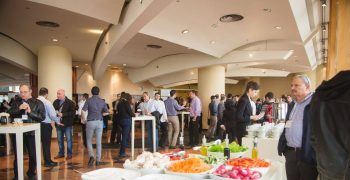 Reception for conference attendees