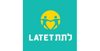 Latet logo, transfers to external website