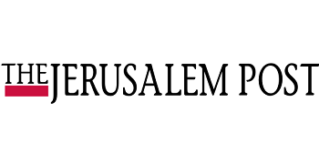 The Jerusalem Post logo, transfers to external website