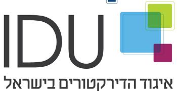 IDU logo, transfers to external website