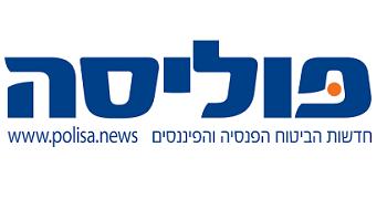 Polisa logo, transfers to external website