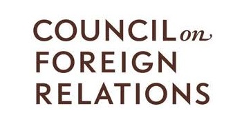council on foreign relations logo, transfers to external website